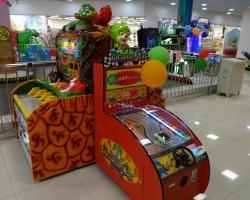 Детские игровые автоматы в Пассаже